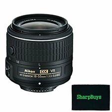 Nikon 18-55mm f/3.5-5.6G VR II AF-S DX NIKKOR Zoom Lens (White Box) Lens For Nik