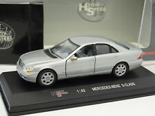 High Speed 1/43 - Mercedes Classe S Grise
