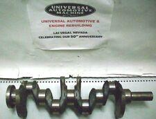SAAB CRANKSHAFT 1996 2008 OEM 9-3 2.0T 1985CC I4 GAS DOHC TURBO ENGINE