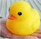 NEW RUBBER CHEW DUCK TOYS FOR BATH TIME BABIES FUN TIME BEST HIGH QUALITY