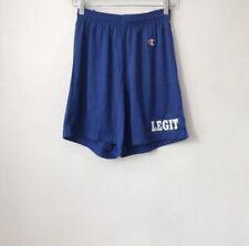 legit vintage X champion mesh shorts mens size medium deadstock NWOT 90s NOS
