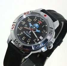 Vostok  Komandirskie russian watch 431288