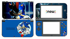 Sonic 333 Vinyl Decal Skin Sticker Game for Nintendo New 3DS XL 2015
