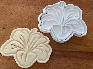 Tropical Flower (2) Cookie Cutter