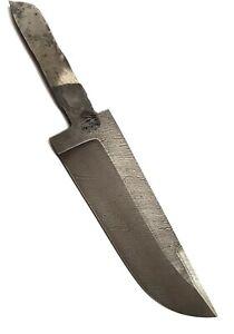 A.Maruschin Exklusive Damaszener Stahl Klinge Rohling  Messer HRC62 Handarbeit