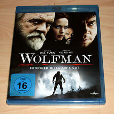 Blu-Ray Disc Film - Wolfman - Extended Director's Cut - Anthony Hopkins