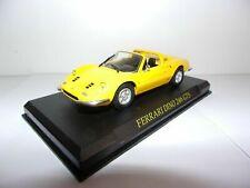 Ferrari Dino 246 GTS 1:43 1:43e Ixo model car voiture miniature auto coche wagen