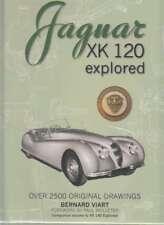 Jaguar XK 120 Explored