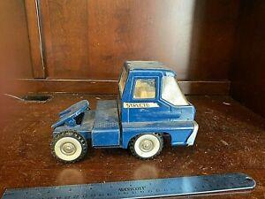STRUCTO  BLUE Truck Cab - Pressed Steel.    VINTAGE    11664