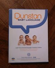 Dunstan Baby Language DVD Set Program One: 0-3 Months UNIVERSAL BABY LANGUAGE