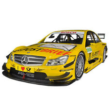 Norev 183581 2011 Mercedes Benz C Class DTM #17 David Coulthard 1:18 Yellow