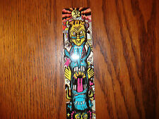 FLIP SKATEBOARDS VINTAGE TOM PENNY TOTEM POLE CREATURES SKATEBOARD STICKER