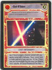 Star Wars CCG Tournament FOIL Clash of Sabers