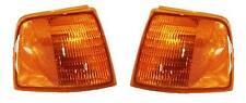 Fits 93 94 95 96 97 Ford Ranger Cornerlight Pair Set Both NEW Turn Signal front