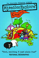 Mission Explore Camping, Geography Collective, New Book