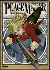 manga Peace Maker Tome 9 Ryoji Minagawa Western Seinen Green Blood Glénat