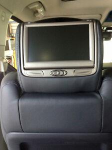 Land Rover Range Rover Sport L320 2006-2013 Headrest DVD Monitor Pair NEW