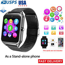 Sports Watch Bluetooth Smart Watch Phone For Samsung S10e S9 S8 S7 Note 9 LG G6