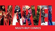 MARVEL COMICS: MULTI-BUY (Collection Bargain Pack Wholesale Job Lot)