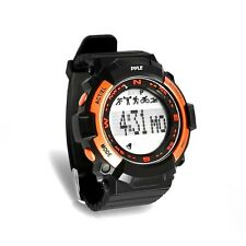 NEW  MultiFunction Sports Watch W/Sleep Monitor and Step Counter Orange