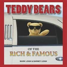 Teddy Bears of the Rich and Famous, Mark Leigh, Excellent Book