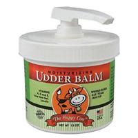 Udder Balm Pump Lid Jar 12oz