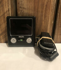 Philips Portable Media Player, 30 gig, Mp3/Wma and Video Movie Player Pmc7230/17