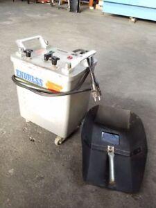 Endress, Elektroschweißgerät, Schweißgerät, Schweißmaschine