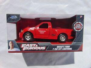Jada Fast and Furious Brians Ford F-150 Pickup 1/32
