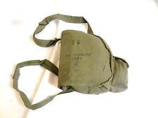 VIETNAM WAR ERA US M17 GAS MASK A BAG