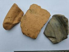 Roman large Amphora pot pieces from Crococolana Nottinghamshire Britain LA129p