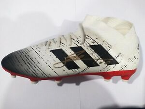 Lionel Messi Authentic Signed Football Boot