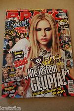 Bravo 7/2007 Avril Lavigne, Good Charlotte,Eminem,Fergie,Britney Spears
