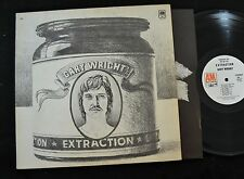 Gary Wright A&M 4277 Extraction PROMO
