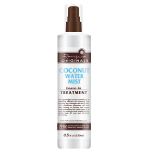 Coconut Water Mist Leave-In Treatment for Dry Damaged Hair Oil Conditioner 8.5oz