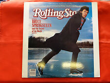 DISCO 33 giri -  BRUCE SPRINGSTEEN AND THE SECRET OF THE WORLD- Rolling stone