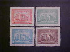 CHINA  Sct # 728-31 ASSEMBLY HOUSE, NANKING MNH