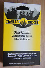 """CHAINSAW CHAIN 3/8"""" Low Profile .050"""" 56 DRIVE LINKS * Timber Ridge  * NEW *"""