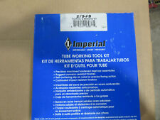 """Imperial 275-FS Flaring & Swaging Kit Flares 1/8"""" thru 3/4"""" Tubing NEW!!! in Box"""