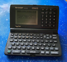 Vintage PDA Sharp Wizard OZ-570 256KB - Tested Good Condition
