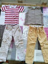 Lot vêtements garçon 4 ans de marques sergents major et petit bateau TB état
