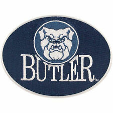 NEW! Butler Bulldogs Peel & Stick Repositionable Embroidered Patch