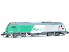 REE NW-112 - Diesellok BB-75000 SNCF FRET n°475058 Epoche V-VI - Spur N - NEU