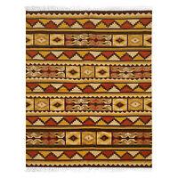 Turkish Antalya Kilim Rug,Vintage Rug,Bohemian Kilim 5x8 ft Area Rug,Carpet