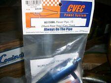 Cvec Power pipe car/truck hpi megatech onroad off road rs150bl