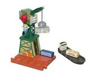 Thomas & Friends Wooden Railway - Cranky at the Dock