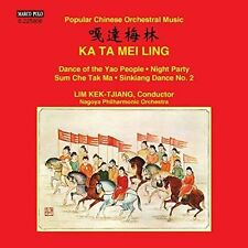 KA TA MEI LING: POPULAR CHINESE ORCHESTRAL MUSIC NEW CD