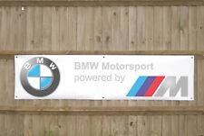 BMW M POWER Banner Motorsport Workshop Garage Segno in PVC-Large 2 M x 500 mm
