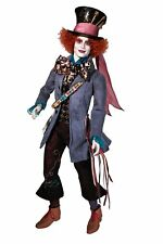 Barbie Alice In Wonderland Johnny Depp As The Mad Hatter T2104 NEW