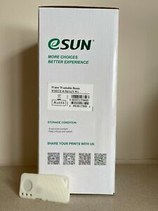 Water Washable Photopolymer eSun Resin (405nm) for LCD 3D Printers - 500g Asst'd
